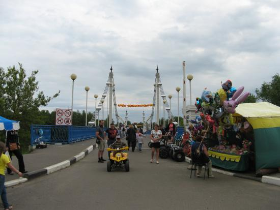 ‪Amusement PArk pn Damansk Island‬