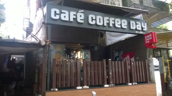 Cafe Coffee Day: Frontage