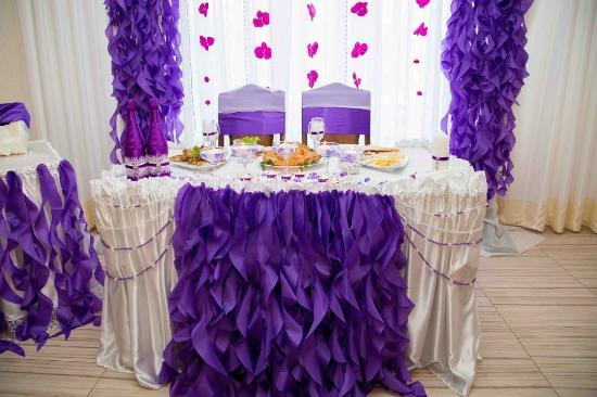 Alpen House: Свадьба