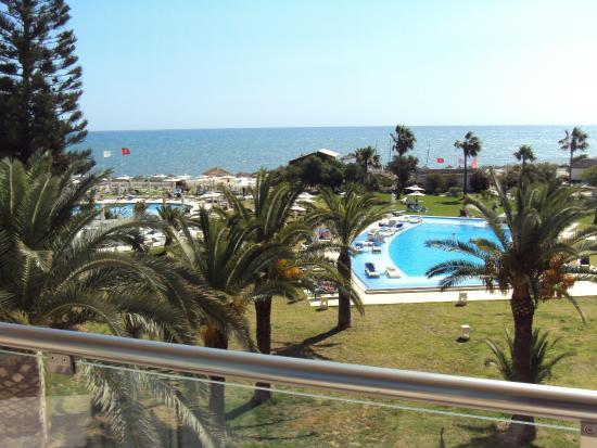 Iberostar Selection Diar El Andalous: Blick vom Balkon