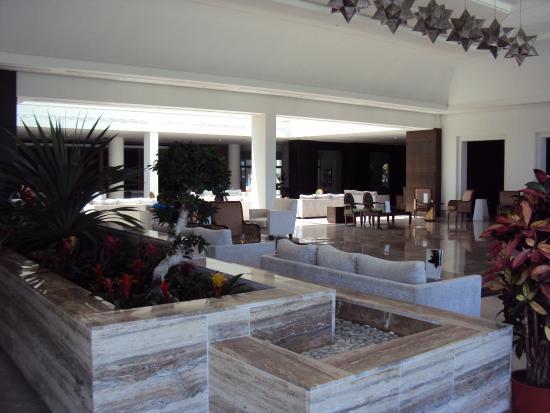 Iberostar Selection Diar El Andalous: Halle des Hotels