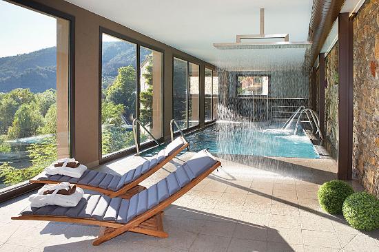 Aigües Termals Relaxants Picture Of Hotel Balneari Sant Vicenc Els Banys De Sant Vicenc Tripadvisor