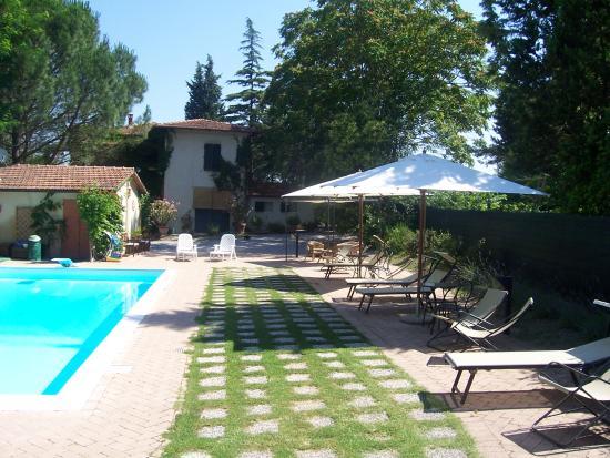 Agriturismo Paradiso: piscina