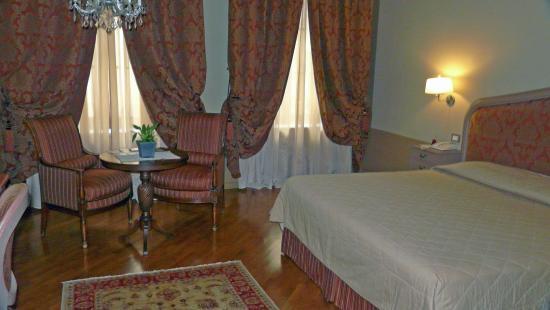 San Luca Palace Hotel : Bedroom twelve