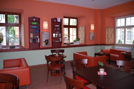 JUFA Hotel Meersburg: Literaturcafé