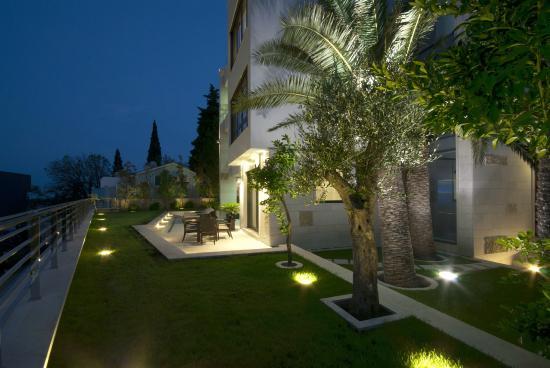 Alexandar Montenegro Luxury Suites & Spa: Garden