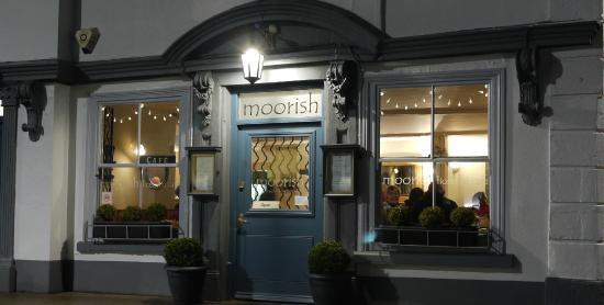 Moorish restaurant, Ashburton