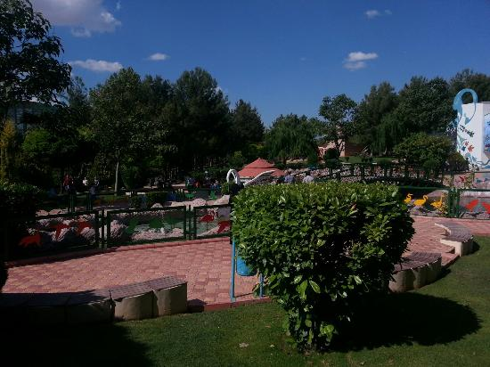 Gaziantep Hayvanat Bahçesi - Picture of Gaziantep Zoo ...