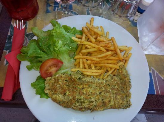 La Sirmonde: Omelette