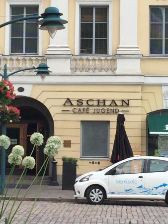Aschan Cafe Jugend : Otimo