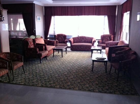 Oasis Hotel: lobi