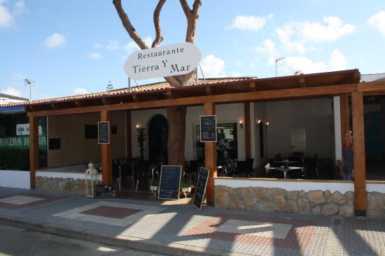 Tierra y Mar Restaurante