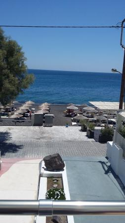 RK BEACH HOTEL VIEW FROM ROOM