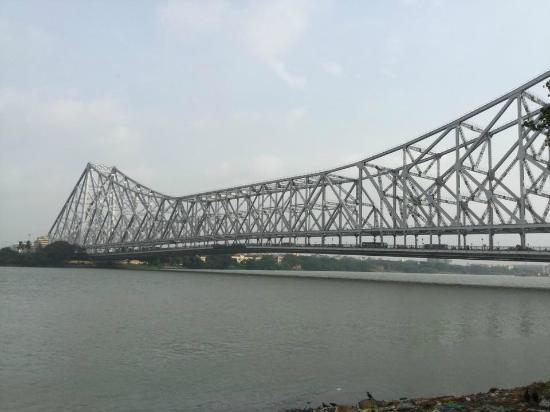 Howrah Bridge Of Kolkata Picture Of Howrah Bridge Kolkata