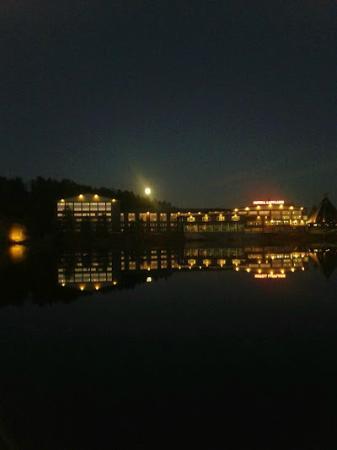 Hotell Lappland full moon