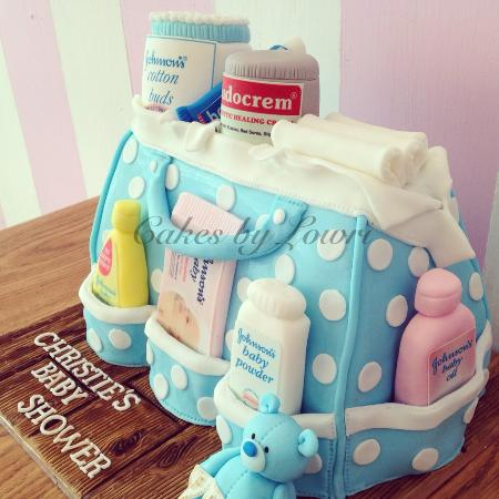 Cakes By Lowri: Baby Shower Cake