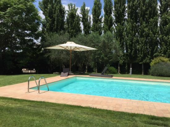 Podere dell'Arco Country Charme: la piscina