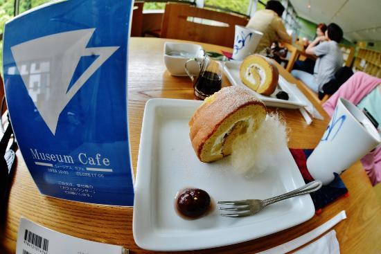 Cafe Sakano Ueno Kumo Museum