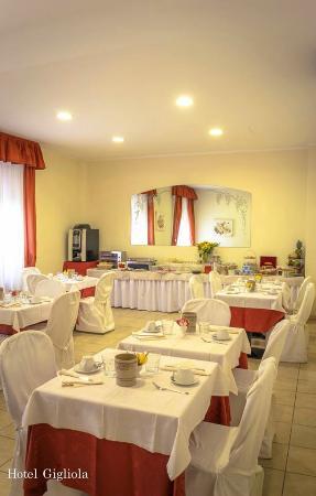 Hotel Gigliola : sala colazioni 2