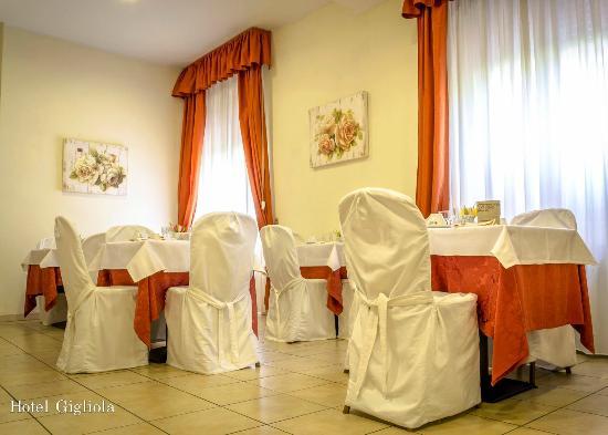 Hotel Gigliola : sala colazioni 1
