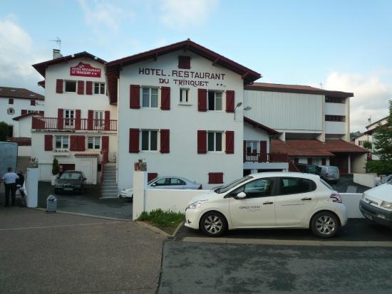 Hotel Restaurant du Trinquet: hotel