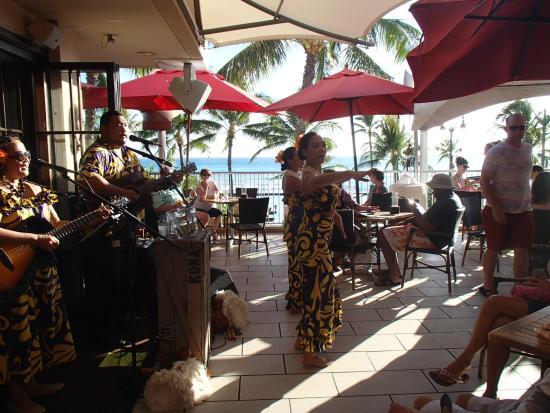 Tiki's Grill & Bar 2570 Kalakaua Ave, Honolulu, Oahu