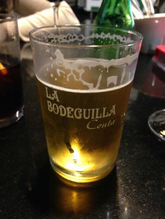 La Bodeguilla: Caña