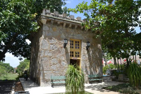 """San Diego de los Banos, Куба: """"Hacienda Cortina""""."""