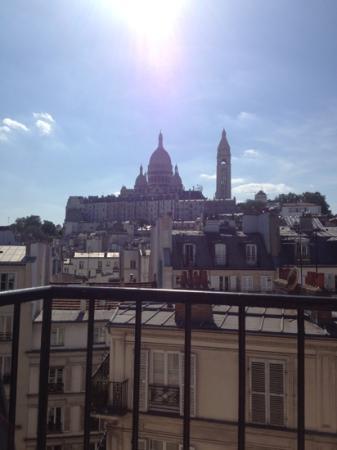 Residence Hotel Villa Montmartre: Add a caption