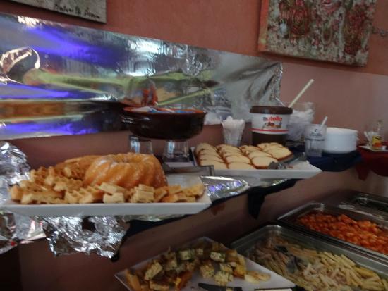 buffet picture of momo cafe milan tripadvisor