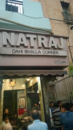 Natraj Dahi Bhalle Wala