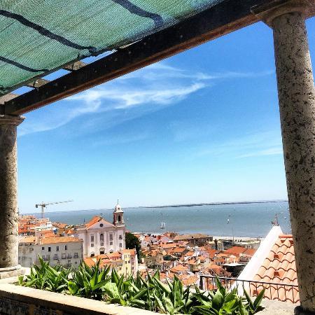 Travellers House - Hostel Lisbon kesfimde best of best en iyi 1 kent genel gorunum kare'm