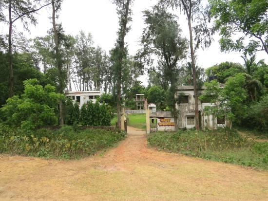 Tajpur, Indien: Jhinuk Residency