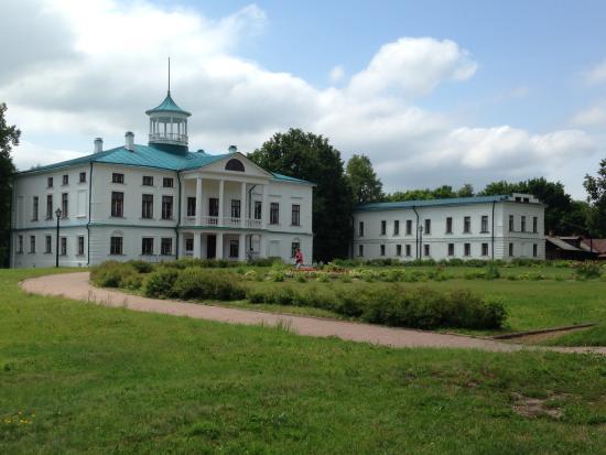 Karabikha State Memorial Literature Museum Preserve (N. A. Nekrasov)