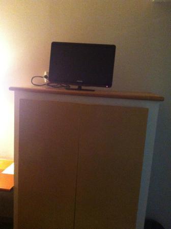 Residencia d'Investigadors: TV