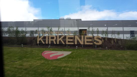 Scandic Kirkenes : Ankomst Kirkenes