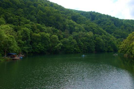 Lillafured : Сказочное озеро