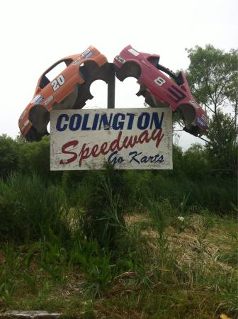 Photo of Tourist Attraction Colington Speedway at 1064 Colington Rd, Kill Devil Hills, NC 27948, United States
