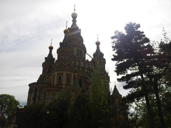 Cathedral of Saints Peter and Paul: Храм