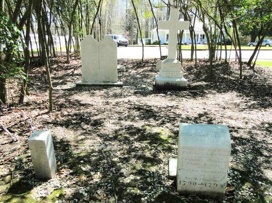 Kenansville, Caroline du Nord : graveyard