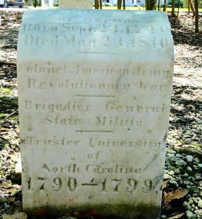 Kenansville, Caroline du Nord : old grave