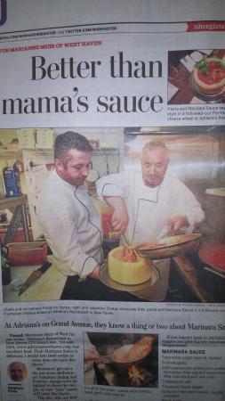 Adriana S Italian Restaurant New Haven Ct