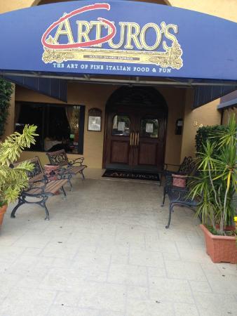 Entree Picture Of Arturo S Italian Restaurant Marco