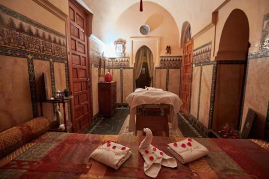 Dar Ayniwen Villa Hotel: Dar Ayniwen SPA