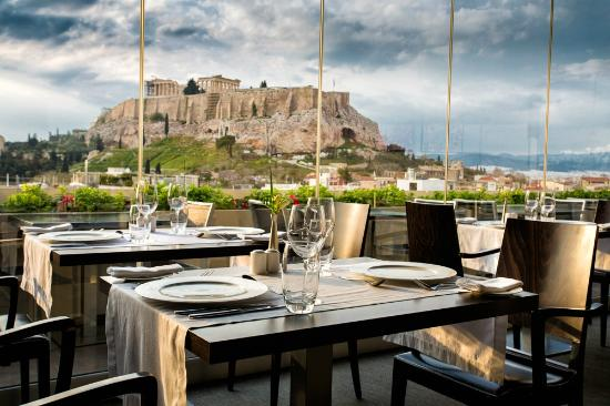 The Athens Gate Roof Top Restaurant