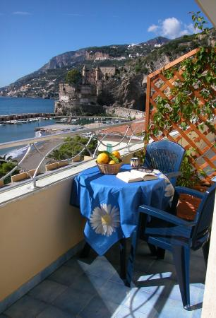 Residence Hotel Panoramic: Panorama camera vista mare