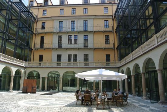 Vista Notturna Dalla Terrazza Picture Of Nh Collection