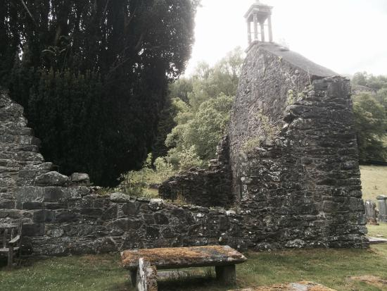 Balquhidder, UK: Church Ruins