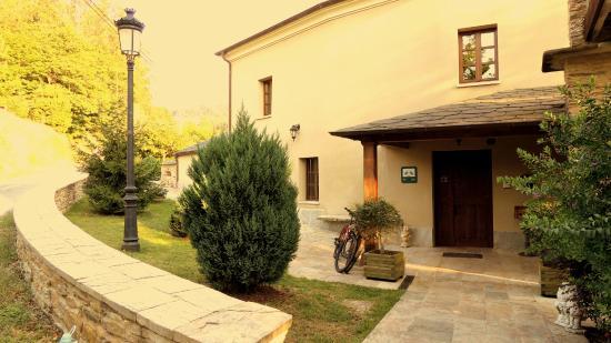 A Casa de Manas: Jardín