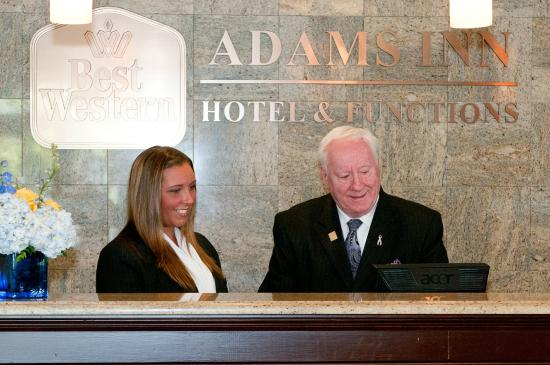 Adams Inn Restaurant Quincy Ma